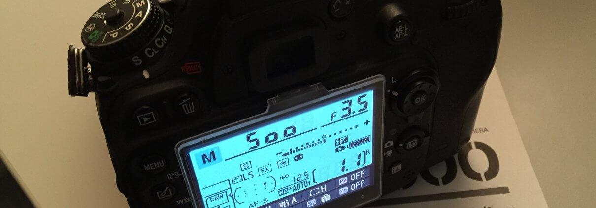 Leer je camera beter kennen